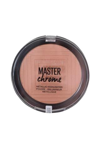 Pūderis Maybelline Master Chrome Rose Gold 050