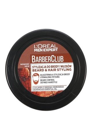 Bārdas krēms L'oreal Men Expert Barber Club veidošanai 75ml
