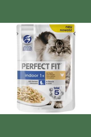 Konservi kaķiem Perfect Fit Indoor vistas 85g