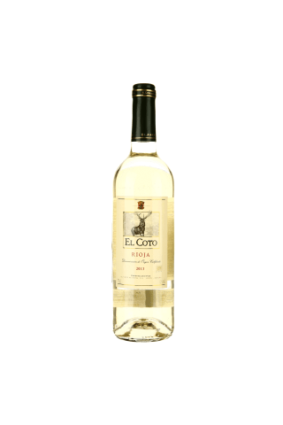 Baltvīns Rioja El Coto Blanco sausais 12,5% 0,75l