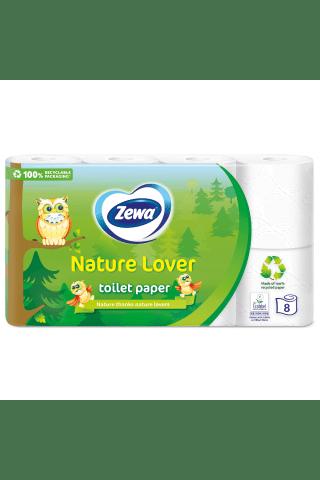 Tualetes papīrs Zewa Nature Lover 3slāņi, 8ruļļi