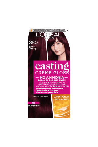 Plaukų dažai CASTING CREMA GLOSS 360