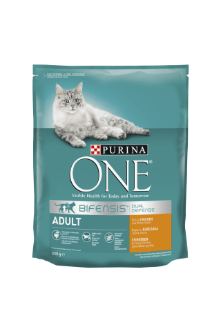 K/B Purina One vistas un rīsu 800g