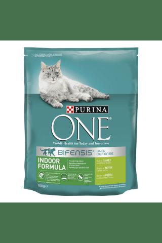 Sausas kačių ėdalas ONE INDOOR, 800 g