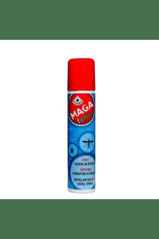 Līdzeklis pret odiem un ērcēm Maga bērniem 100ml