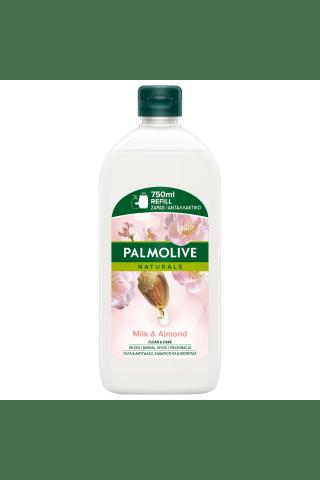 Šķidrās ziepes Palmolive mandeļu refill 750ml