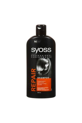 Šampūns Syoss repair 500ml