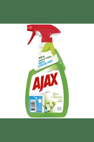 Tīrīšanas līdzeklis Ajax stikliem green 500ml