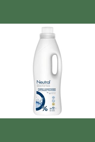 Audinių minkštiklis NEUTRAL, 33 skalbimai, 1l