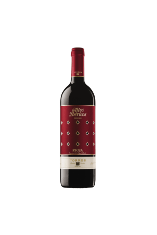 Sarkanvīns Torres Ibericos Rioja 14% 0.75l