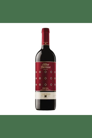Sarkanvīns Torres Ibericos Rioja 14% 0,75l