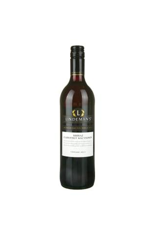 Raudonasis sausas vynas LINDEMANS WINEMAKERS RELEASE SHIRAZ CABERET, 13,5%, 0,75 l