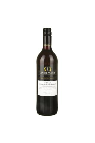 Sarkanvīns Lindemans winemakers release Shiraz, Cabernet Sauvignon sausais 13,5% 0,75l