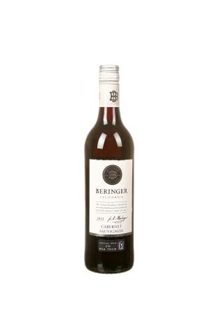 Raudonasis sausas vynas BERINGER CLASSIC CALIFORNIA CABERNET SAUVIGNON, 13.5 %, 0,75 l