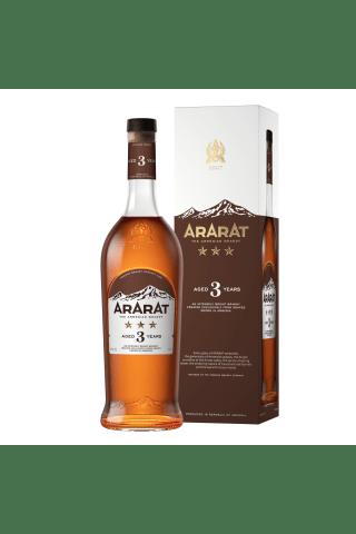 Brendijs Ararat 3* 40% 0.7l
