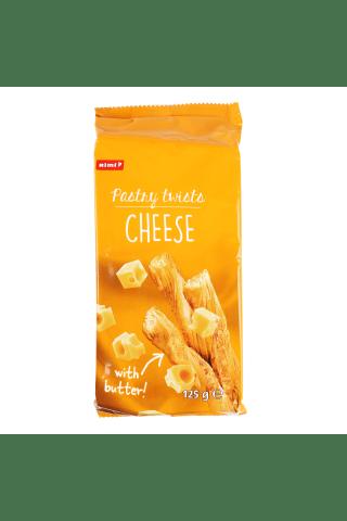 Sālsstandziņas Rimi ar sieru 125g