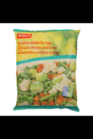 Penkių daržovių mišinys RIMI, 400 g