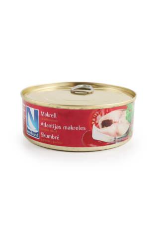 Makrele tomātu mērcē Northland 240g
