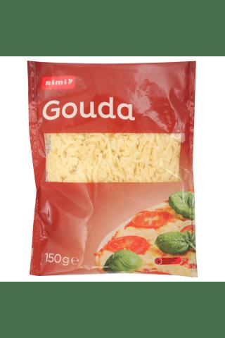 Tarkuotas sūris RIMI GOUDA 150g