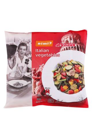 Itališkas daržovių rinkinys RIMI, 400 g