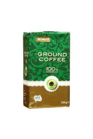 Skrudinta malta kava RIMI GROUND COFFE, 250 g