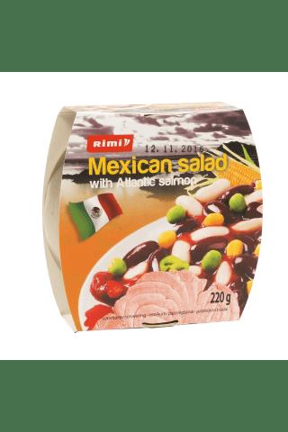 Salāti Meksikāņu Rimi ar lasi 220g