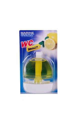Tualetes atsvaidzinātājs Marine lemon 55ml