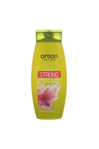 Šampūns Oreon for strong hair 250ml