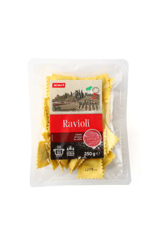 Ravioli Rimi ar gaļu 250g