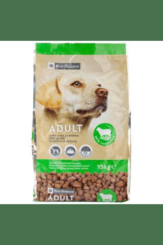 Sausas šunų ėdalas su ėriena ir ryžiais GRRREAT, 10 kg