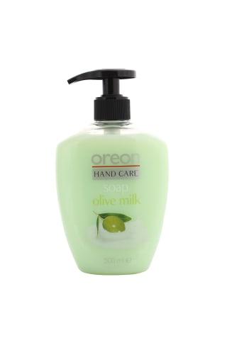 Liquid soap Oreon olive milk 500ml
