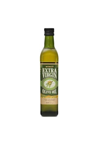 Alyvuogių aliejus RIMI EXTRA VIRGIN, 0,5 l