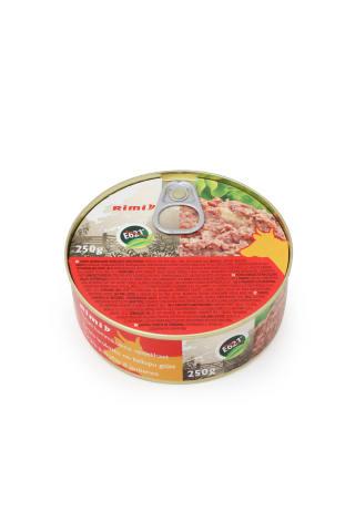 Liellopu gaļa Rimi tūristu brokastis 250g
