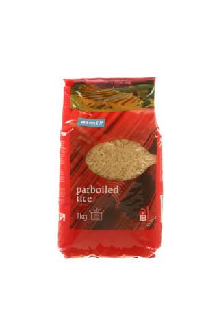 Ilgagrūdžiai plikyti ryžiai RIMI, 1 kg