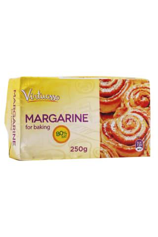 Margarīns Virtuosso cepšanai 80% 250g