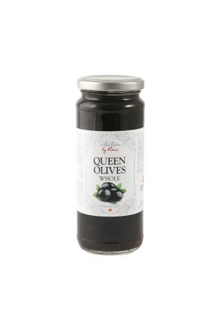 Melnās olīvas Selection ar kaul.345/200g