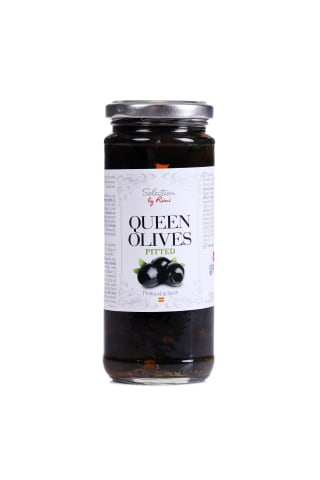 Meln.olīvas Selection bez kaul.345/160g