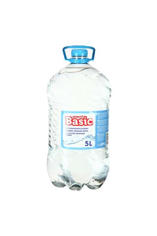 Negazuotas geriamasis vanduo RIMI BASIC, 5 l