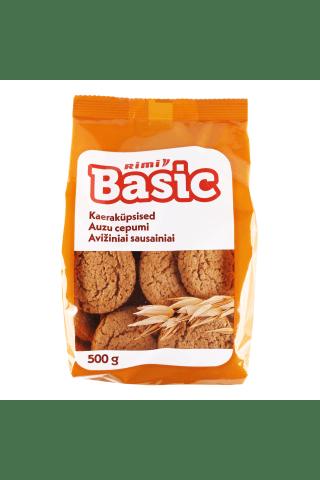 Avižiniai sausainiai RIMI BASIC, 500 g