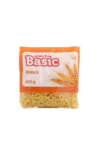 Makaronai RIMI BASIC KNEES, 400 g