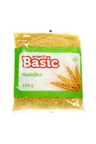 Makaronai RIMI BASIC NOODLES, 400 g