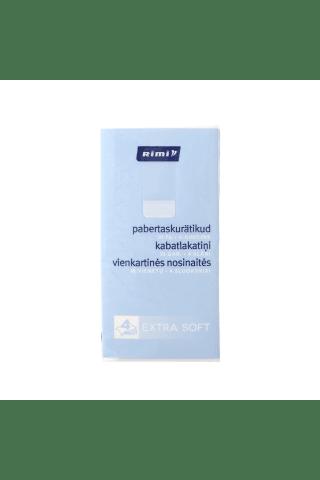 Vienkartinės nosinaitės RIMI, 4 sluoksnių, 1 vnt