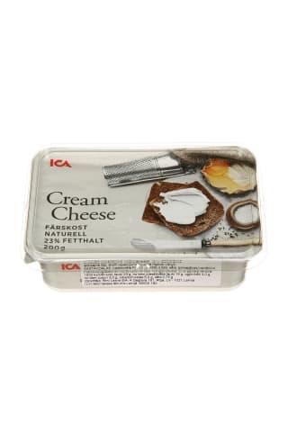 Kreminis sūris ICA, 200 g