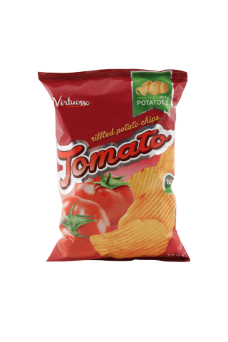 Čipsi Virtuosso ar tomātu garšu 75g