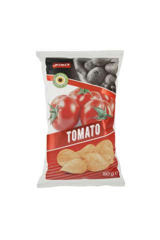 Pomidorų skonio bulvių traškučiai RIMI, 150 g