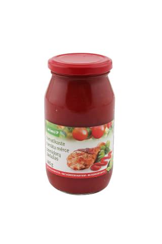 Pomidorų padažas RIMI 58% rieb., 480 g