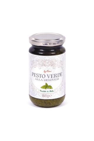 Pesto Selection By Rimi bazilika 185g
