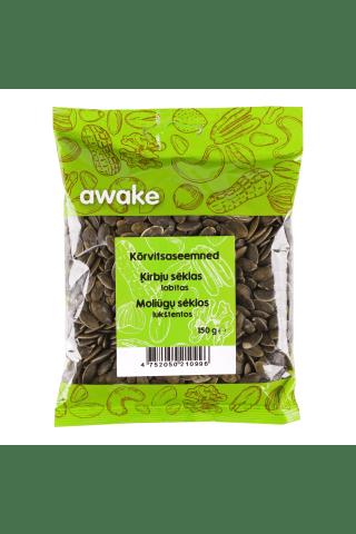 Moliūgų sėklų branduoliai AWAKE, 150 g