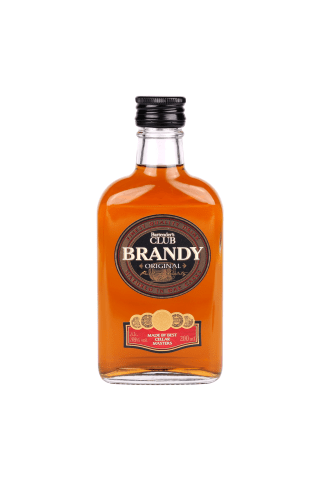 BRANDY BARTENDER'S CLUB 38% 0,2L
