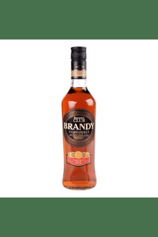 BRANDY BARTENDER'S CLUB 38% 0,5L